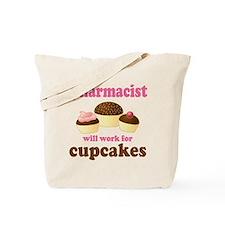 Funny Pharmacist Tote Bag