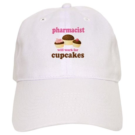 Funny Pharmacist Cap