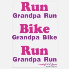 Duathlon Grandpa