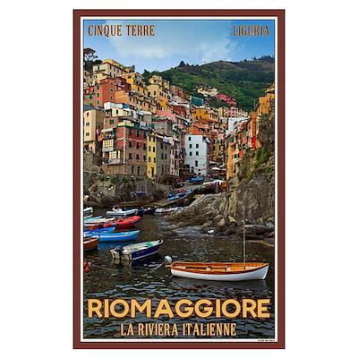 Riomaggiore Poster