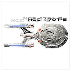 Enterprise E Poster