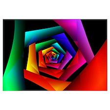 """""""Cosmic Flower"""" Fractal Art"""