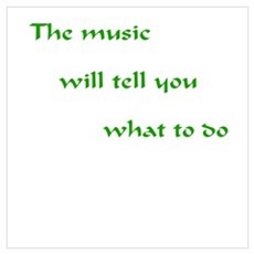 Music Will Tell You Poster