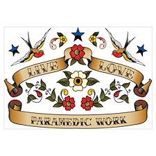 Live Love Paramedic Work