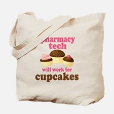 Funny Pharmacy Tech Tote Bag