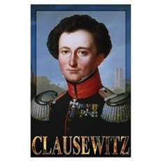 Large Clausewitz (23x35) Poster