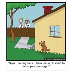 Dog Trap Poster