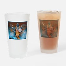 Funny Trinity Drinking Glass