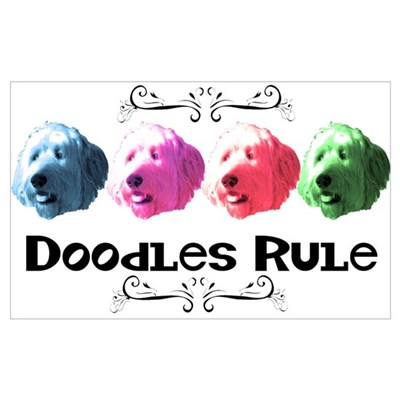 New Doodles Rule! Poster