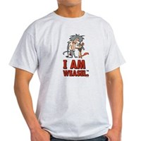 I Am Weasel Friends Light T-Shirt