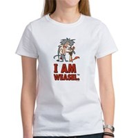 I Am Weasel Friends Women's T-Shirt
