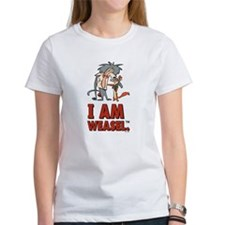 I Am Weasel Friends Tee