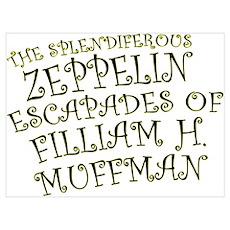 Filliam H. Muffman Poster