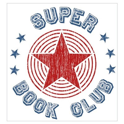 Super Book Club Poster