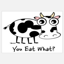 YOU EAT WHAT? COW