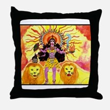 Unique Holy trinity Throw Pillow