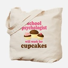 Funny School Psychologist Tote Bag