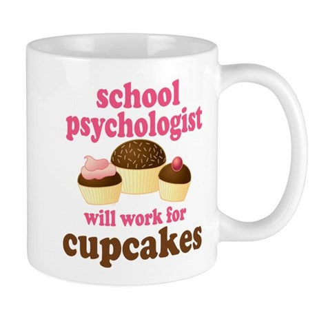 Funny School Psychologist Mug