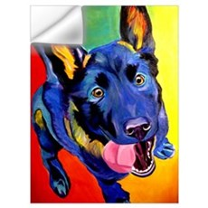 German Shepherd #2 Wall Decal