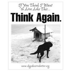 Think Again 'Ebb' Attire Poster