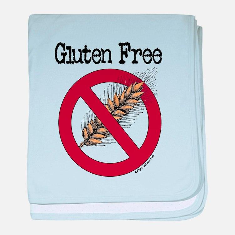 Gluten free baby blanket