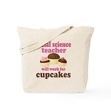 Funny Social Science Teacher Tote Bag