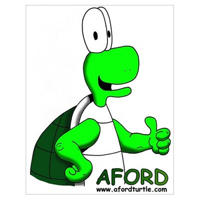 Aford Thumbs Up Poster