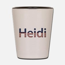Heidi Stars and Stripes Shot Glass