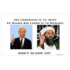 Joe Must Go Poster