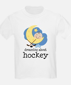 Dreaming About Hockey T-Shirt