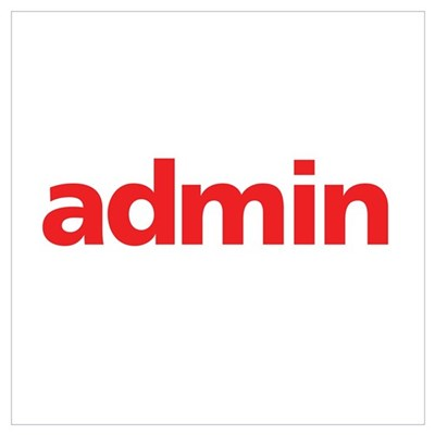 Admin Poster