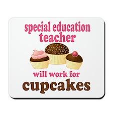 Funny Special Education Teacher Mousepad