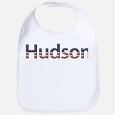 Hudson Stars and Stripes Bib