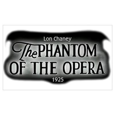 Film Title Logo 3 Poster