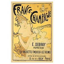 E Debray French Champagne