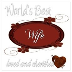 Cherished Wife Poster