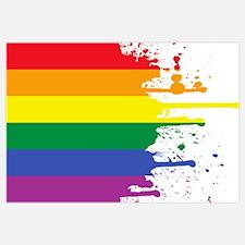 GLBT Flag (Blank)