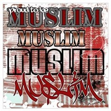 Proud to be muslim 2 Poster
