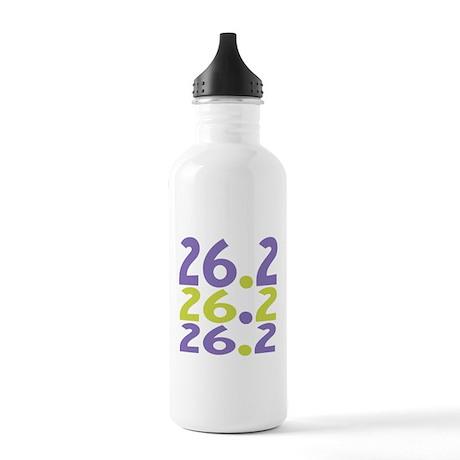 26.2 Marathon Stainless Water Bottle 1.0L