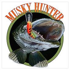 Musky hunter 8 Poster