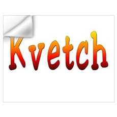 Kvetch Wall Decal