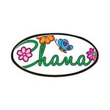 Chana Flowers Patches