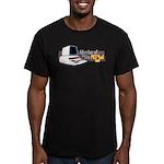 Member of the PET Set Men's Fitted T-Shirt (dark)
