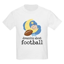 Dreaming About Football T-Shirt