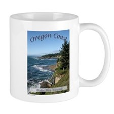 Seascape - Boiler Bay Wayside Mugs