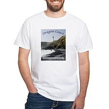 Rocky - Yaquina Head Lighthouse T-Shirt