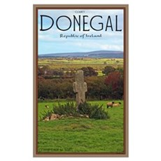County Donegal Poster