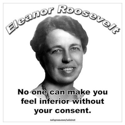 Eleanor Roosevelt 01 Poster