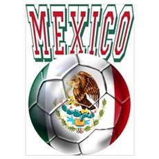 Mexico El Tri Poster