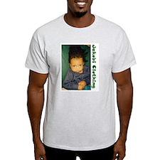 Young Kobi Ash Grey T-Shirt
